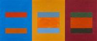 farben der erinnerung, exterior i, ii, iii by ulrich erben