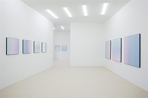 installation view by matti braun