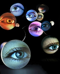 obscura by tony oursler