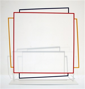 for mondrian – opaque by richard anuszkiewicz