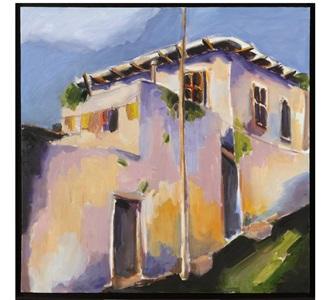 house naboush by mazen rifai