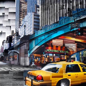 new york #6 by ross c. kelly