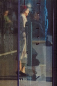 walking by saul leiter