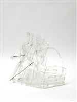 perspex, wire by john wallbank