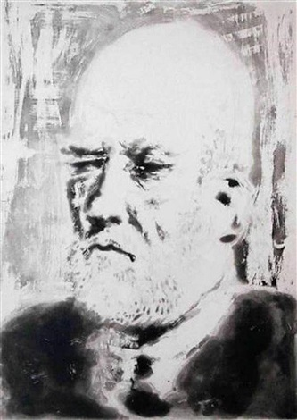 portrait de vollard. ii, from the vollard suite by pablo picasso