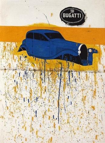 bugatti by richard pettibone