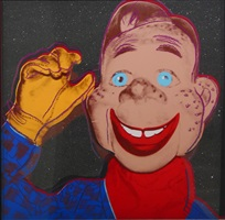 howdy doody by andy warhol