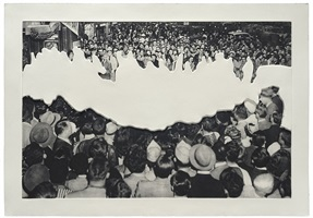 crowds with shape of reason missing: example 2 by john baldessari