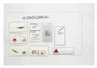 the travel of margaret mary by lawrence weiner