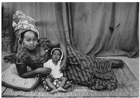 untitled by seydou keïta