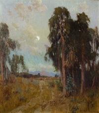 california landscape (pasadena) by hamilton hamilton