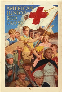 american junior red cross by walter beach humphrey