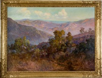the foothills of california, tejon ranch by john bond francisco