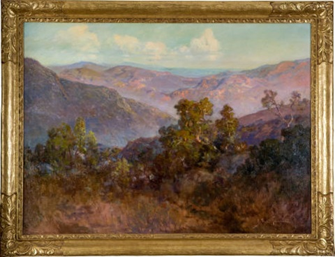 the foothills of california tejon ranch by john bond francisco