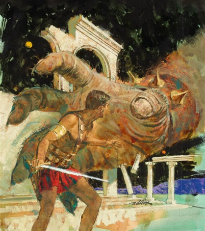 john carter of mars no 11 by robert kennedy abbett