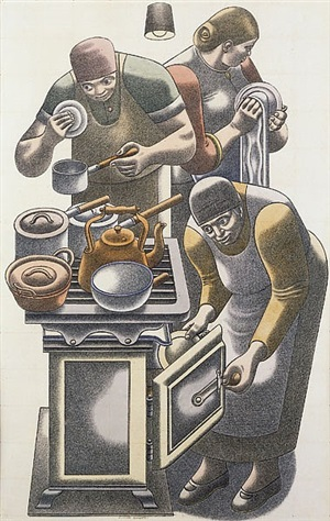 the kitchen by william roberts