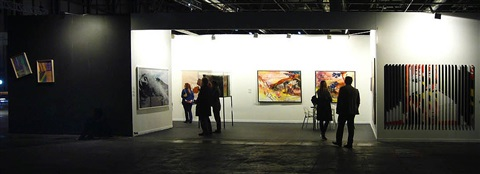 arco madrid stand