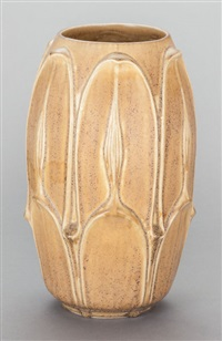 vase by rookwood pottery