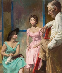 the conversation by james avati