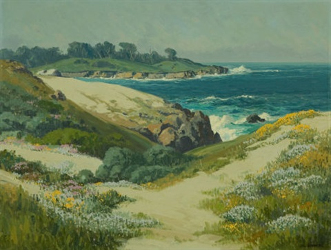 17 mile drive carmel by the sea by carl sammons