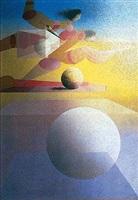esfera y cubo by arnaldo coen