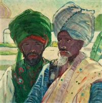 men of agra by helena adele dunlap
