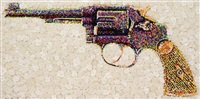 the gun in roses 10 by lisa alonzo