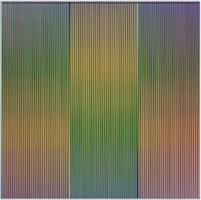 physichromie 1859 by carlos cruz-diez