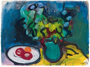 still life by robert de niro, sr.