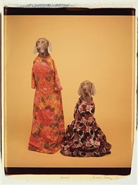 dolls by william wegman