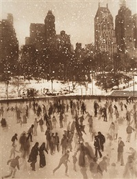 wollman rink, nyc by edward pfizenmaier