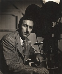 walt disney by george hurrell