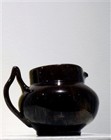 small pitcher by george edgar ohr