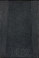 composició vertical negra by antoni tàpies