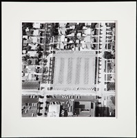 parking lots by ed ruscha