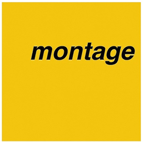 montage (exhibition flyer) by antonis pittas
