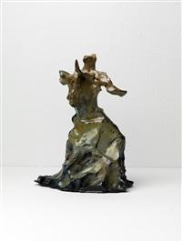 vittoria alata by lucio fontana