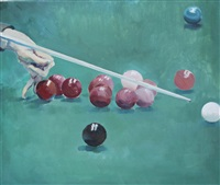snooker no.2 by liao fei