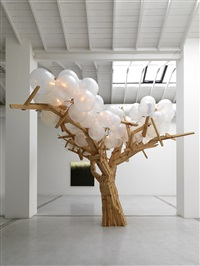 tree iii by jacob hashimoto