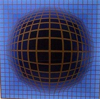 of vega by victor vasarely