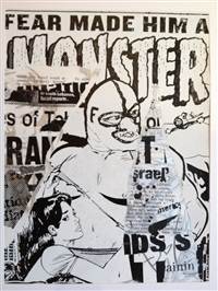 fear made him a monster by faile