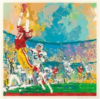 the catch by leroy neiman