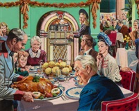 an american tradition by albert l. dorne
