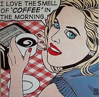 coffee in the morning by malcolm smith
