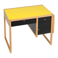 writing desk by josef albers