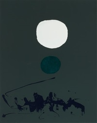 green dream by adolph gottlieb