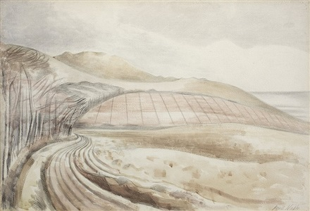 paul nash works on paper, 1910-1946 by paul nash