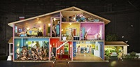 self-portrait as a house by david lachapelle