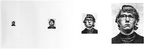 keith four times by chuck close