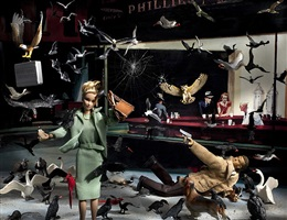nighthawks (what would jack bauer do?) by diana thorneycroft